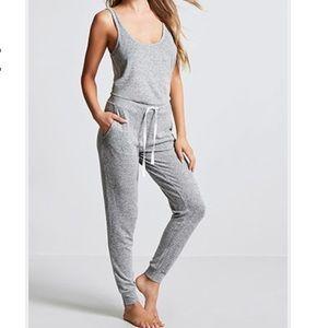 New lounge jumpsuit pajamas
